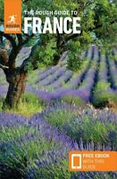 The Rough Guide to France  by Rough Guides 9781789194548 | Brand New