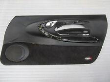 PORSCHE 911 996 C2 C4 4S Tür Verkleidung Kunstleder schwarz rechts