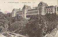 74 - cpa - EVIAN - Splendide Hôtel