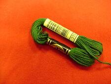 DMC coton à broder 5 écheveaux  coton mouliné 117 NEUF 6 fils numéro 319