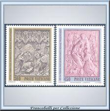 Vaticano 1982 Natale n. 719/720 Nuovi Integri**