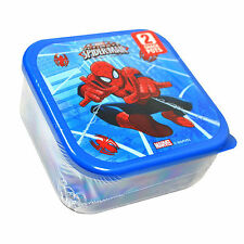Children's for Boys Girls Spider-Man Lunchboxes & Bags