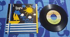 """RAGNI """"SOLE MARE, E SABBIA/ DOLCE ANGELO"""" 1978 ASA MC/3-007 MADE IN ITALY"""