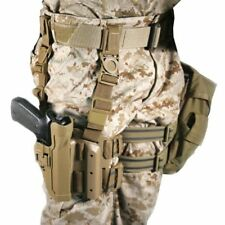 BLACKHAWK! Serpa 430504CT-L-USMC Holster Beretta 92,96,M9,M9A1 Tactical Left