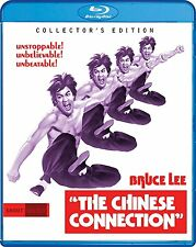 THE CHINESE CONNECTION (Bruce Lee) Collector's Edt - BLU RAY - Region A - Sealed