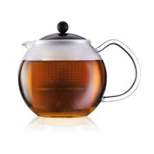 Bodum Assam Tea Press With Glass Handle And Stainless Steel Filter 0.5L
