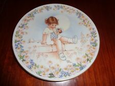 Gresham Collectors Plate JUS' THINKING 'BOUT YOU - MEMORIES OF YESTERDAY