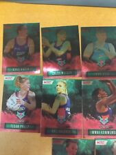 suncorp super netball trading card tap n play parallel Melbourne vixens set