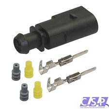 VW Reparatursatz Stecker Stift 2-pol. Stecker 1J0 973 802 1J0973802 Elektrik