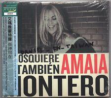 Amaia Montero: Si dios quiere yo tambien (2014) CD OBI TAIWAN