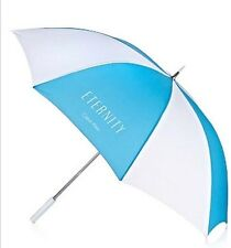 Calvin Klein CK Eternity Parfums Umbrella Huge NEW WITH TAGS