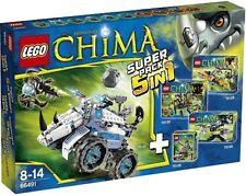 Lego Chima - Super Pack 5 en 1 - 66491