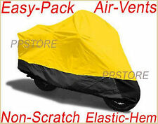 Motorcycle Cover Large Cruiser Touring ds78n5