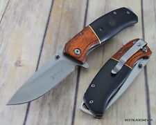 7.75 INCH ELK RIDGE SPRING ASSISTED POCKET KNIFE WITH POCKET CLIP BRAND NEW!!!