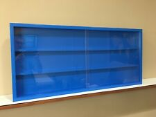 Display case cabinet shelves baseball cards e others - 3C2C-3