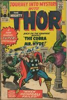 Journey Into Mystery #105 Thor Vintage 1962 Marvel Comics Avengers