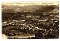 CPA 69 Rhône Saint-Nizier d'azergues Vue générale prise du Plat du Mollard