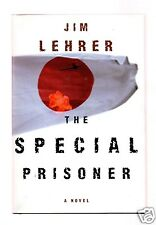 THE SPECIAL PRISONER-PBS NEWS JIM LEHRER SIGNED HB WWII-VERY GOOD CONDITION