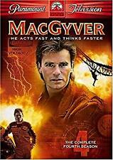 Macgyver - The Complete Fourth Season New Dvd! Ships Fast!