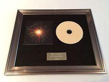 PERSONALLY SIGNED/AUTOGRAPHED IMOGEN HEAP - SPARKS FRAMED CD PRESENTATION.