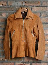 Unbranded Suede Vintage Coats & Jackets for Women