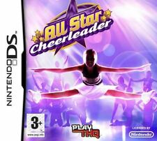 ALL STAR CHEERLEADER NINTENDO DS GAME