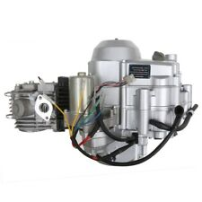 125cc 3+1 Electric Start Semi-Auto Engine Motor for ATV Dirt Bike Go Kart zu