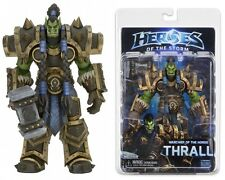 Heroes of The Storm Thrall World of Warcraft Deluxe Figure NECA