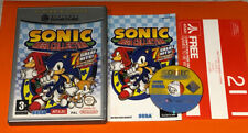 Sonic Mega Collection - Nintendo Gamecube Game with Manual - PAL