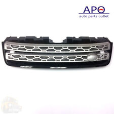 New Land Rover Discovery Sport Front Grille Grill 2015 2016  Balck & Silver 2.0L