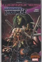 Guardians of Knowhere -warzones-secret wars  tpb (bendis, deodato)