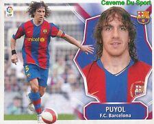 PUYOL ESPANA FC.BARCELONA STICKER LIGA ESTE 2009 PANINI