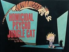 Calvin and Hobbes: Homicidal Psycho Jungle Cat : A Calvin and Hobbes Collection