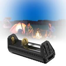 Nitecore F1 Micro-USB Outdoor Power Bank Smart Battery Charger Fr Li-ion /IMR XI