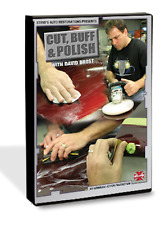Cut, Buff & Polish Auto Restoration DVD with David Brost by Airbrush Action