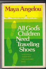 Maya Angelou: All God's Children Need Traveling Shoes (Signed 1st ed. hardcover)
