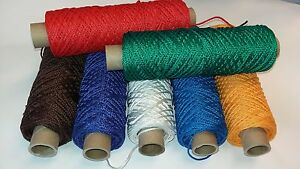 Braided Rope Line Polypropylene PP 2mm Polyrope Cord Tie