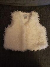 LA REDOUTE Toddler Girls Luxury Soft Fur Gillet  (24 Months)
