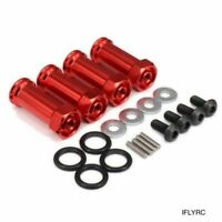 1/10 Rc Car Wheel Hub 30mm Extender For Traxxas Rustler Stampede Slash Bigfoot