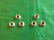 Ford Fiesta ST 150 Mk6 Stainless Front Top Suspension Mounting Nut Kit