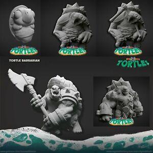 Tortle Variant 2 by Epics 'N' Stuff, D&D, Pathfinder, Warhammer, RPG, TTRPG