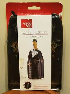 Vacu Vin Active Cooler Champagne - Chill in minutes keep cool for hours no ice