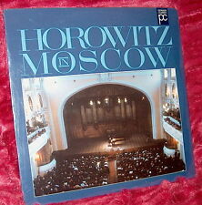 LD Laserdisc FACTORY SEALED! HOROWITZ IN MOSCOW 1986 Digital Stereo