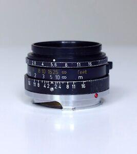 Leica Summicron M 35 mm
