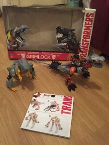 Transformers Grimlock 1984/2014 Evolution Pack