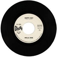 """DELLA RAE  """"HAPPY DAY c/w SOMEONE, SOMETIME""""   DEMO  NORTHERN SOUL"""