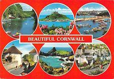 BR89545 beautiful cornwall ship bateaux  uk