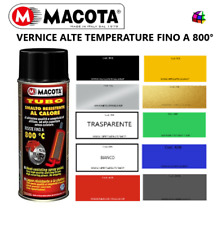 Macota Tubo Vernice Spray Alte Temperature Pinze Freno Marmitte Tuning 800°