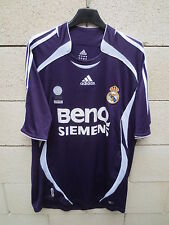 Maillot REAL MADRID Adidas camiseta FIFA Award best club XX Century shirt L 2007