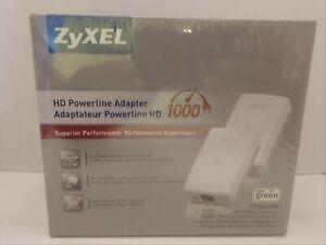 Zyxel HD Power line Adapter 1000